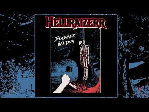 HELLRAIZERR 'Slasher Within' [Thrash Metal 2020]