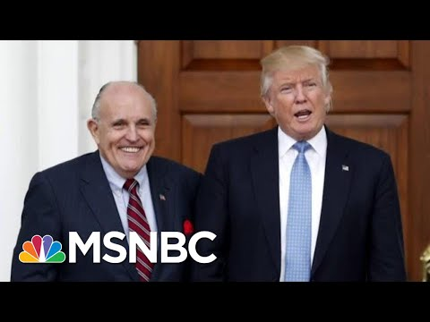 After Loss, Trump's Niece Agrees With Robert De Niro's Rebuke | The Beat With Ari Melber | MSNBC