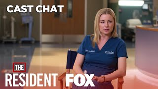 Emily VanCamp As Nurse Nic | Season 1 | THE RESIDENT