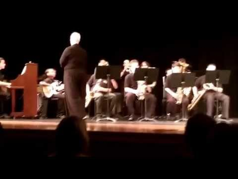 Smith Middle School Begining Jazz Band Plays Jazz Hero By George Vincent Directed By Cyn Starling