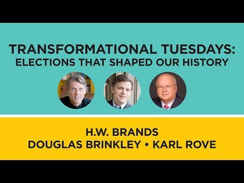 Transformational Tuesdays: Elections That Shaped Our History