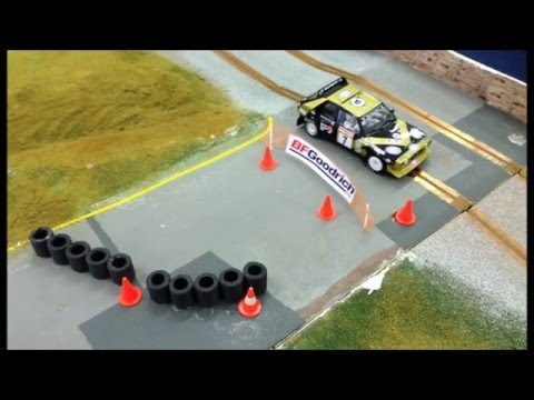 Slot Car Rally – Hawthorne Park Slot Car Club