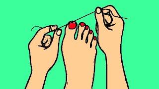 Śmierdzące stopy. Jak zlikwidować brzydki zapach stóp? 3 sposobów  - wiem