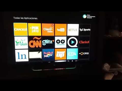 Solucion Error en Smart TV Sony Bravia 42  2019