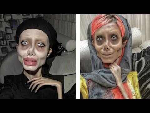 Angelina Jolie dari Iran ditahan!; Wanita ditinggal mempelai pria dengan hutang besar -  TomoNews
