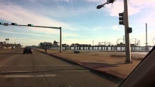 Seawall Galveston Texas