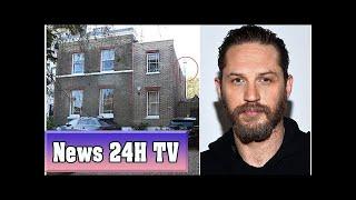 Tom hardy under fire for 'tasteless' chrome chimney | News 24H TV