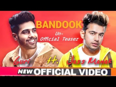 Bandook (Official Teaser) |Guri Ft. Jass Manak || Sikander 2 (Official Video)