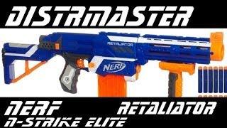 Обзор Nerf - N-Strike - Retaliator (Нерф - Реталэйтор)