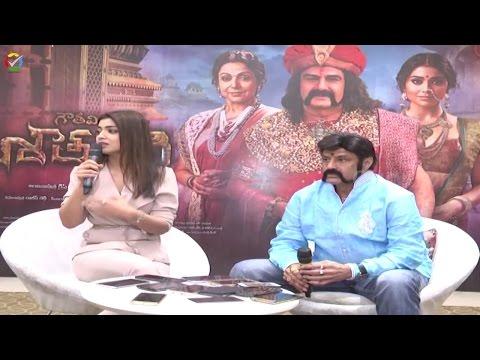 Nandamuri Balakrishna and Shreya Saran Exclusive Interview