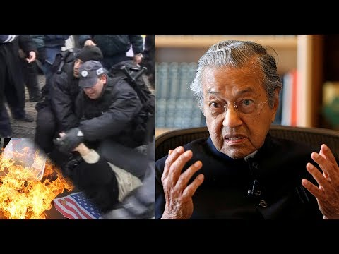 Tun M: America's declaration of Jerusalem as Israeli capital will cause more violence