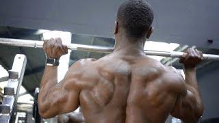 [운동자극]팔이 끊어질때까지 이두&어깨 운동