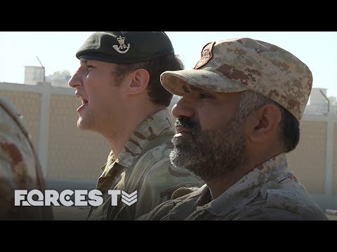 What Is The British Military Doing In Kuwait? | Forces TV