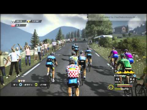 Tour De France - PS3 - [ Saint-Gildas-de-Bois - Saint-Malo ] - STAGE 10 - Rest day for Contador