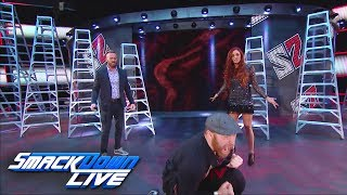 Is Sami Zayn embracing Mike & Maria