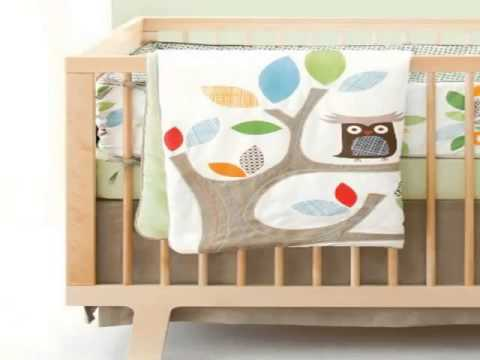 New Skip Hop 4 Piece Crib Bedding Set, Treetop Friends Deal