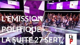 L'Emission politique la suite - 27 sept. 2018 (France 2)