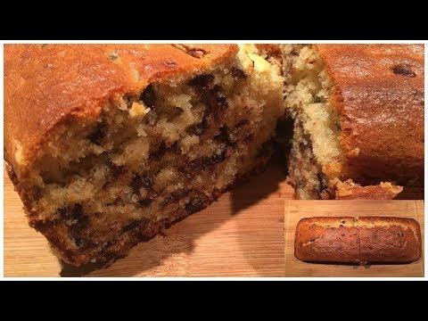 gâteau-à-la-banane-|-banana-bread-moelleux