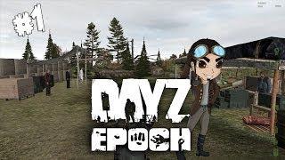 DayZ - Epoch - Gameplay di Squadra - Ep.1 Un Elicottero, Grazie!