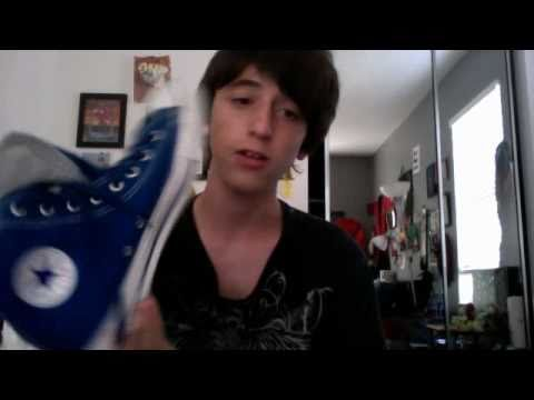 HOW TO STYLE CONVERSE   Parker York Smith from YouTube · Duration:  6 minutes 53 seconds