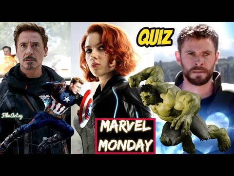 Playlist FilmArtsy's Marvel Monday