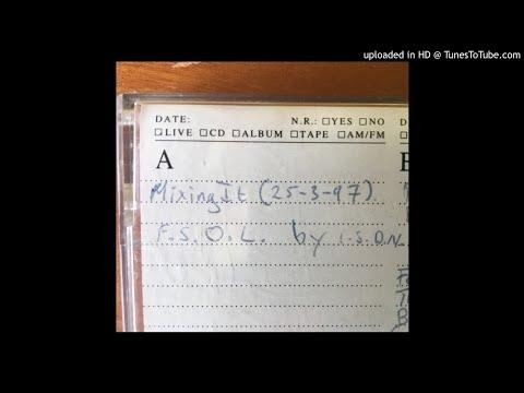 The Future Sound Of London - Mixing It BBC Live via ISDN 1997 FSOL