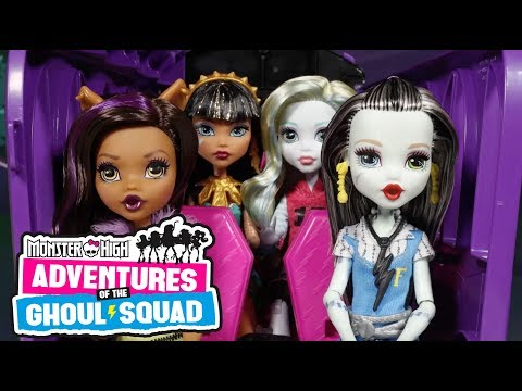 Carpool Karaoke with the Monster High™ Ghouls | Monster High™