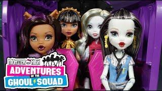 Carpool Karaoke with the Monster High™ Ghouls | Monster High™