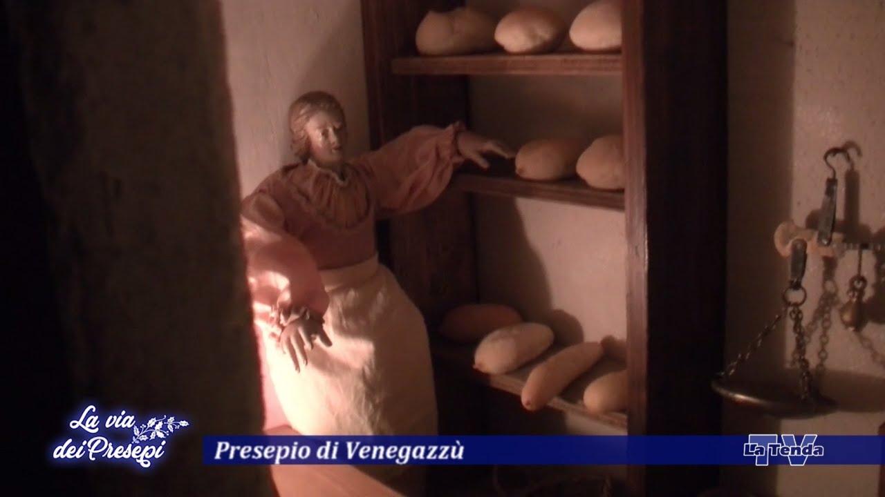 La via dei Presepi - 11 - Venegazzù
