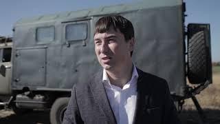 Михайло Петров про польових ремонту техніки Кернел