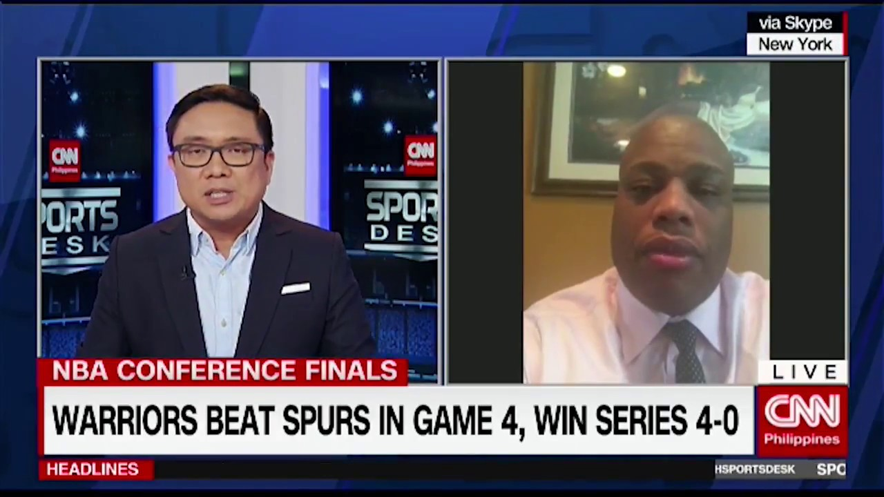 Brandon 'Scoop B' Robinson Talks Warriors, Spurs, LeBron ...