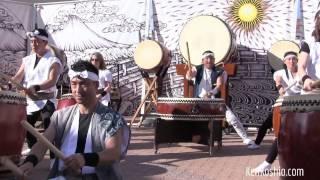 Koshio Gumi (w/Takeru) at Arizona Matsuri ('17)
