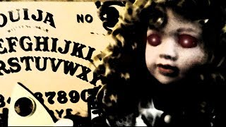 CONJURING THE REAL ANNABELLE THE HAUNTED DOLL ON TAPE