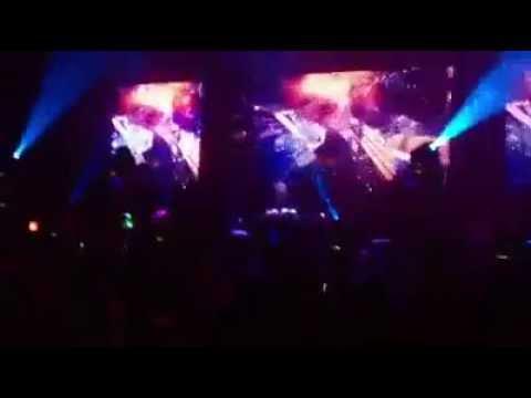 Rusko - California Love - Live at Club Cinema