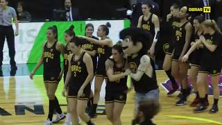Highlights Obras Basket 81-78 Berazategui (02-07-2017) LFB