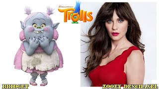 Trolls Movie Characters Behind The Voices SMS TV
