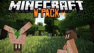 Minecraft W-Pack - ZACZYNAMY /w Mrówki Zabójcy !!