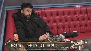 Zadruga 2   Ognjenov Intervju Sa Mikijem   18.02.2019.