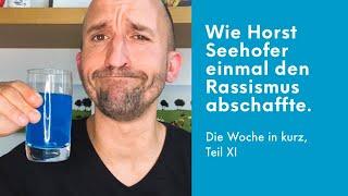 Markus Barth – Wie Horst Seehofer einmal den Rassismus abschaffte
