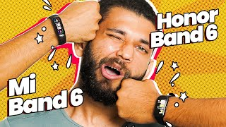 Mi Band 6 vs Honor Band 6 - Best Fitness Band?