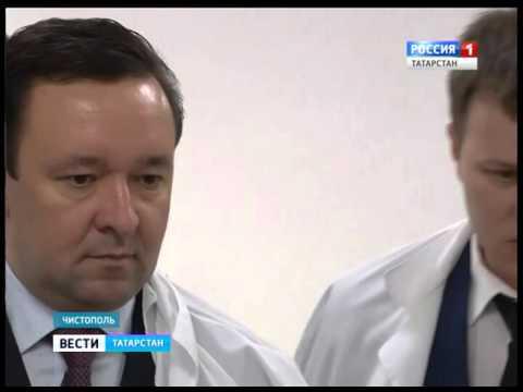 Ильдар Халиков  с рабочей поездкой побывал в Чистополе