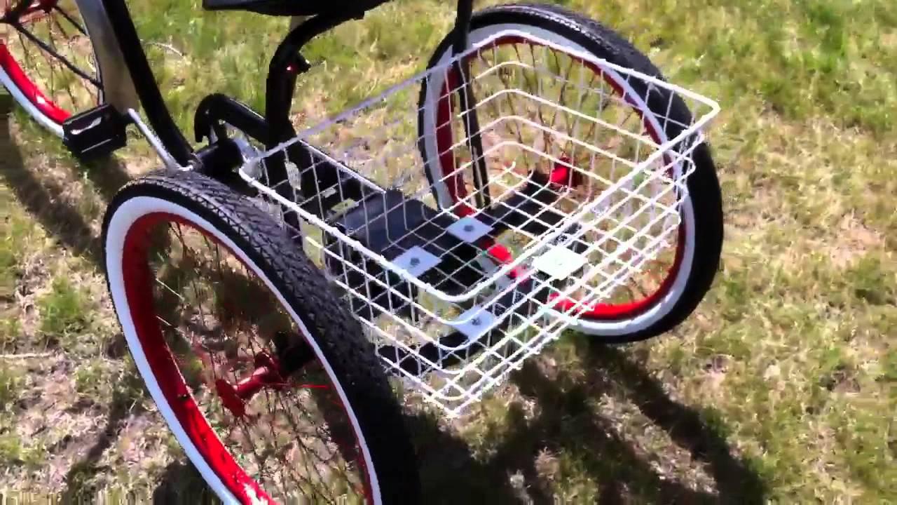 Rat Rod Trike And Stretch Cruiser Walk Around Youtube