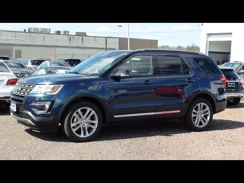 MVS - 2016 Ford Explorer XLT