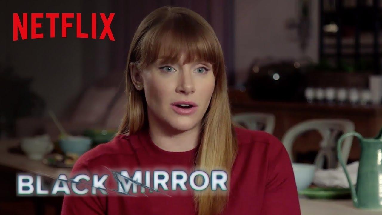 Black Mirror | Featurette: Cracking Black Mirror [HD] | Netflix ...