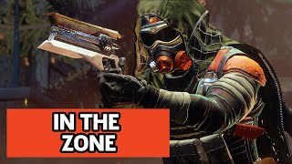 Destiny 2: Fighting The Taken In A Creepy Forest