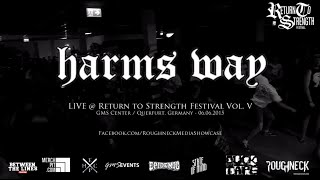 Harms Way Live @ Return to Strength Festival Vol. V (HD)