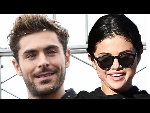 Zac Efron & Selena Gomez Are Getting 'COZY' & Her Friends Are FREAKING OUT!. http://bit.ly/2Z6ay3A