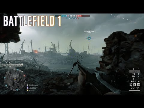 Battlefield 1 Multiplayer #113 ::Conquest:: Finally This Map Pops Up - No Commentary thumbnail
