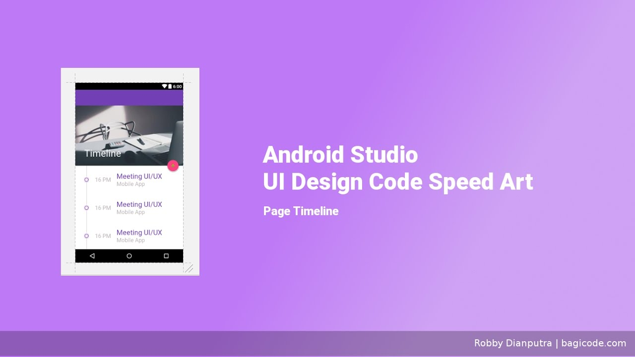 Android Studio Ui Design Tutorial Pdf
