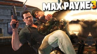 Max Payne 3 - Chapter #11 - Sun Tan Oil, Stale Margaritas and Greed (All Collectibles)